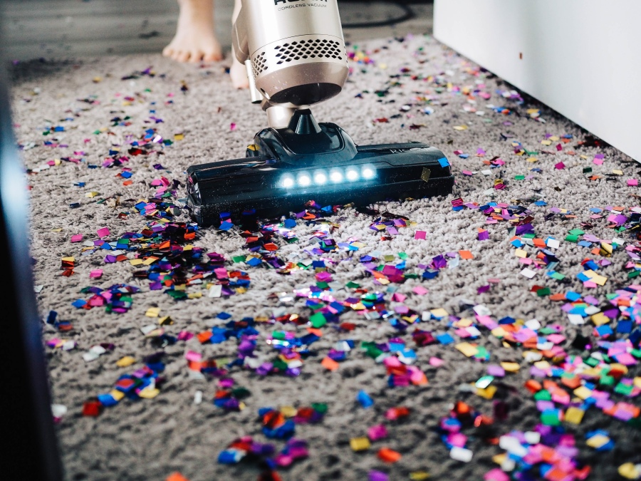 The Impossible Task of CleaningFloors