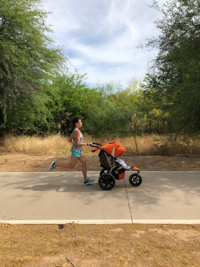 The Art of Running with a BabyJogger