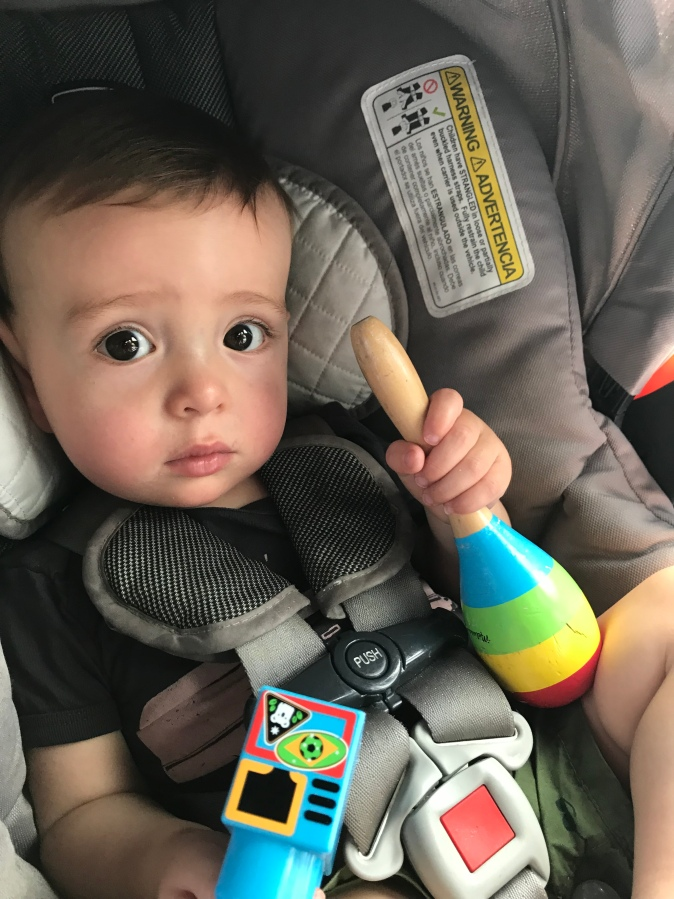 5 Tips to Survive a Road Trip with aBaby