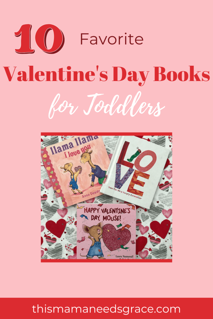 10 favorite Valentine's Day books for toddlers, kids, preschoolers, babies