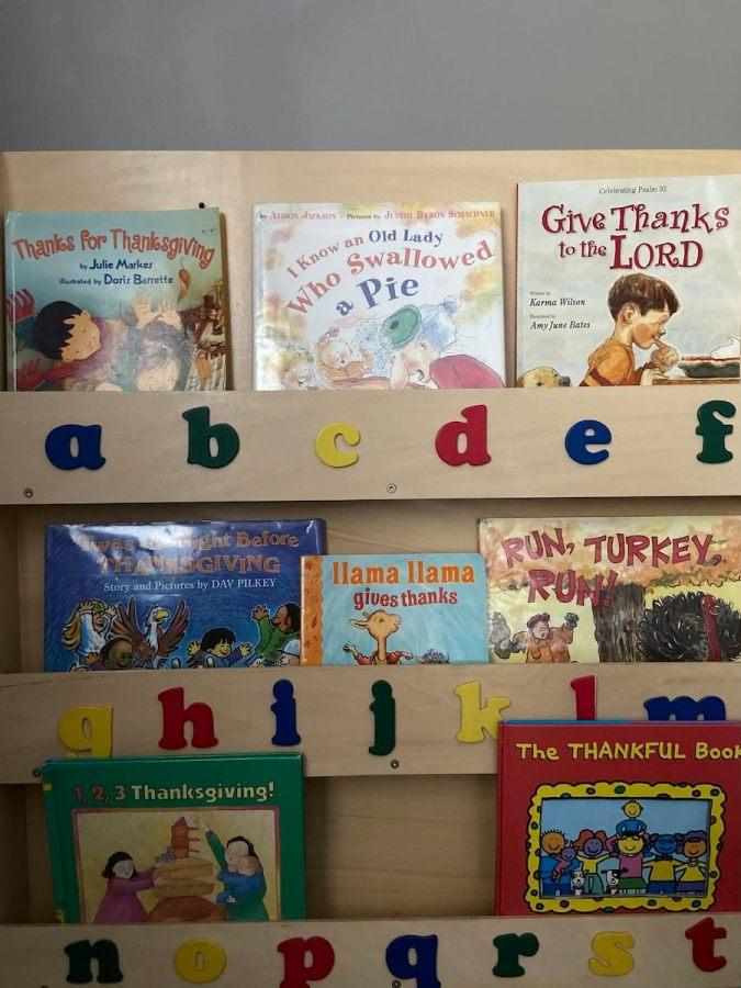 Favorite Thanksgiving ToddlerBooks
